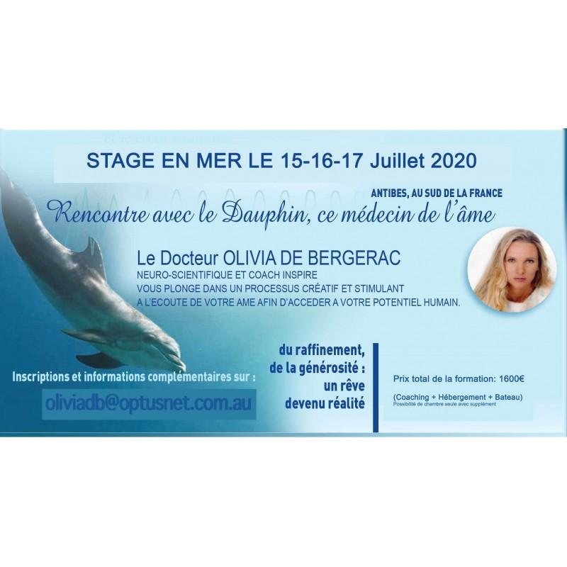 Stage en mer 18-20 juillet