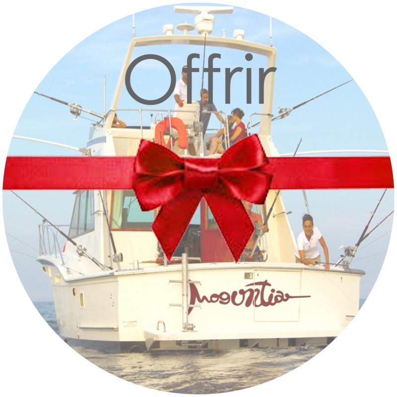 Bon cadeau pêche sportive