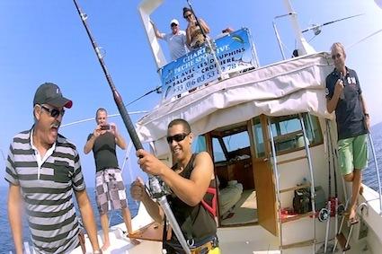 Pêche au gros antibes
